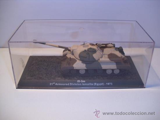 Modelos a escala: TANQUE IS 3M - (EGYPT) AÑO 1973 -COLECCION ALTAYA - Foto 5 - 30709138