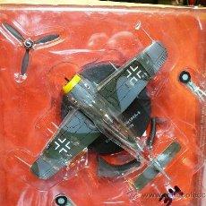 Modelos a escala: FOCKE-WULF FW-190A-8 AVION ALEMAN. Lote 128388047