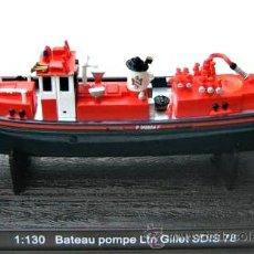 Modelos a escala: BARCO DE BOMBEROS. Lote 33021908