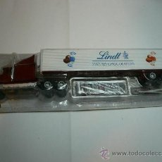 Modelli in scala: CAMION CHOCOLATES LINDT. Lote 46075470