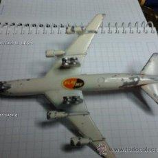 Modelos a escala: IBERIA BOEING 747 JUMBO PLAYME S.A REF.115 AVIONES DE METAL ESCALA 1:50. Lote 32279359