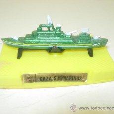 Modelos a escala: BARCO EN MINIATURA CAZA SUBMARINOS DE MIRA REF.5055 NUEVO. Lote 50760815