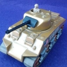 Modelos a escala: MATCHBOX BATTLE KINGS K-101 1974 - SHERMAN . Lote 33882200