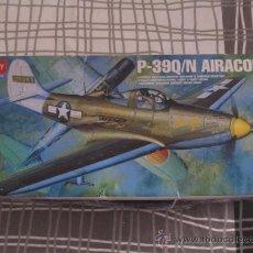 Modelos a escala: M69 MAQUETA DE AVION P39Q/N AIRACOBRA ESCALA 1/72 ACADEMY NUEVA. Lote 36727830