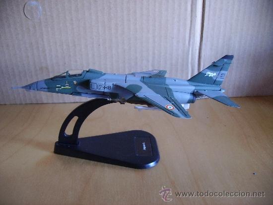 AVION ITALERI --- JAGUAR A - 1/100 (Juguetes - Modelos a escala)