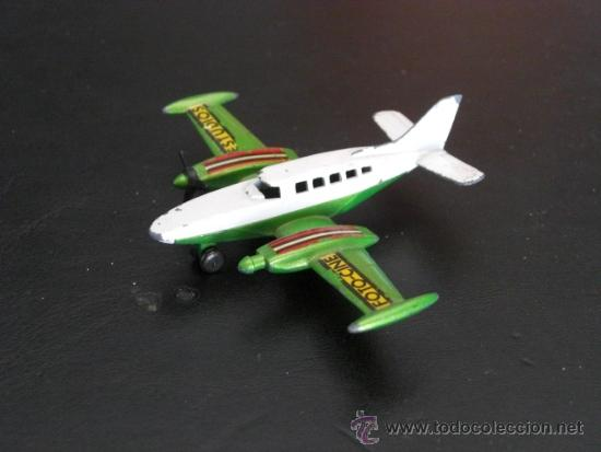 AVION PILEN CESSNA 402 (Juguetes - Modelos a escala)