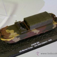 Modelos a escala: IXO ALTAYA. TANQUE - CARRO. ESCALA 1/72. DUKW 353 . Lote 38921328