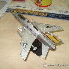 Modelos a escala: SUPERSABRE F 100 NORTH AMERICAN 1/72. Lote 39140881