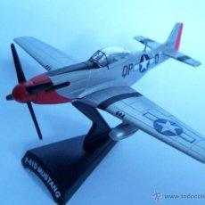 Modelos a escala: AVION P 51D MUSTANG DEL PRADO. Lote 144042108