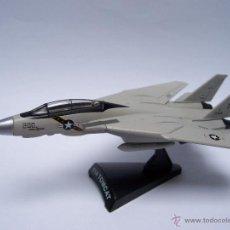 Modelos a escala: AVION F14 TOMCAT DEL PRADO METAL. Lote 122669626