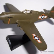 Modelos a escala: AVION P40B DEL PRADO METAL. Lote 181328407