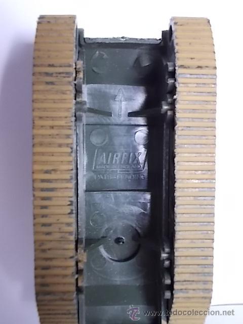 Modelos a escala: LOTE CAÑON AUTOPROPULSADO M40 155 mm - ANTIGUO AÑOS 60 a 70 AIRFIX POLY VEHICLES - MADE IN U.K - Foto 2 - 40789894