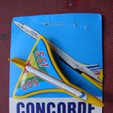 Modelos em escala: AVIÓN CONCORDE - HER PAL . Lote 41444053