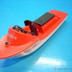 Modelos a escala: 8 JUGUETE BARCO BOAT AS 500 N SURF RESCUE MADE IN GT BRITAIN CORCI AÑOS 70 - TENGO MAS BARCOS. Lote 41756095
