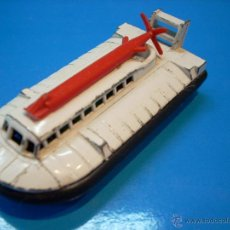 Modelos a escala: 6 JUGUETE BARCO BOAT HOVERCRAFT MADE IN ENGLAND AÑOS 70 - TENGO MAS BARCOS. Lote 41757948