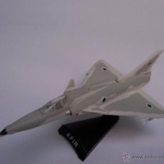Modelos a escala: AVION KFIR DEL PRADO METAL. Lote 117235252