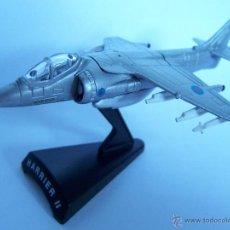 Modelos a escala: AVION HARRIER II DEL PRADO METAL. Lote 129691216