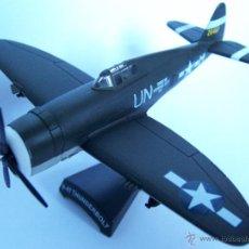 Modelos a escala: AVION P47 THUNDERBOLT DEL PRADO METAL. Lote 181328493