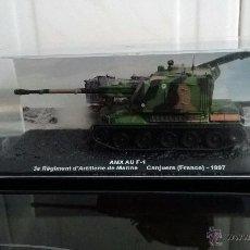Modelos a escala: TANQUE AMX AU F 1 ALTAYA ATICULADO ESCALA 1/72. Lote 111409295