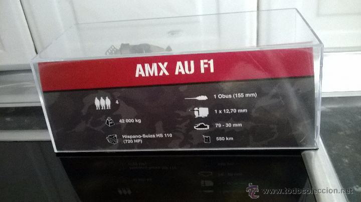 Modelos a escala: tanque amx au f 1 altaya aticulado escala 1/72 - Foto 3 - 111409295
