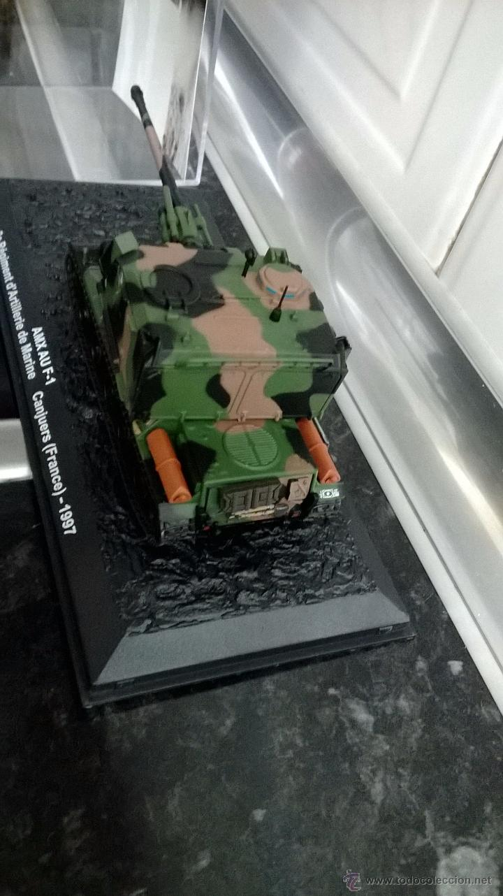 Modelos a escala: tanque amx au f 1 altaya aticulado escala 1/72 - Foto 5 - 111409295