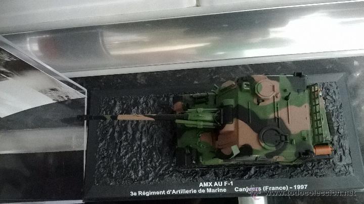 Modelos a escala: tanque amx au f 1 altaya aticulado escala 1/72 - Foto 6 - 111409295