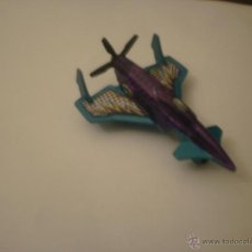 Modelos a escala: MATTEL HOT WHEELS AVION A ESCALA POISON ARROW . Lote 49165167