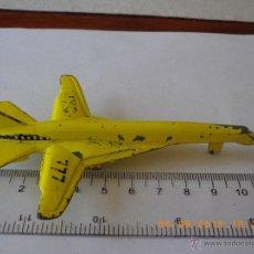 Modelos a escala: AVION METAL BOEING SUPERSONIC SST FABRICADO POR M Nº D-26 - ORIGINAL ANTIGUO ¿RARO? - SIN CAJA. Lote 50639192