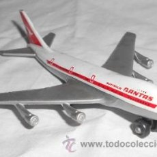 Modelos a escala: BOEING 747 MATCHBOX LESNEY, AUSTRALIA QANTAS, DE 1973. Lote 51070080