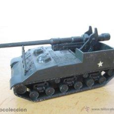 Modelos a escala: TAQUE M-40 155 MM ESCALA 1:87 H0. NUEVO. MILITAR. USA. MARCA EKO. .. Lote 51377497