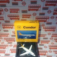 Modelos a escala: AVION BOEING 737-300 CONDOR(HERPA WINGS). Lote 52745029