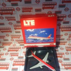 Modelos a escala: AVION BOEING 757-200 LTE INTERNATIONAL AIRWAYS. Lote 52745103