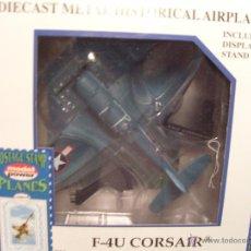 Modelos a escala: MODEL POWER DEL PRADO VOUGHT F4U CORSAIR USA CAZA PACIFICO. NEW BOXED. Lote 52920860