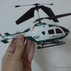 Modelos a escala: ANTIGUO HELICOPTERO DE LA GUARDIA CIVIL, JUGUETE. Lote 95159943