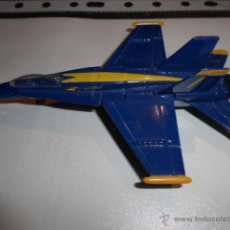 Modelos a escala: AVION METALICO F18.. Lote 54640187