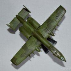 Modelos a escala: A-10 THUNDERBOLT WARTHOG. 1/140. EDICIONES DEL PRADO. ROMANJUGUETESYMAS.. Lote 56900174