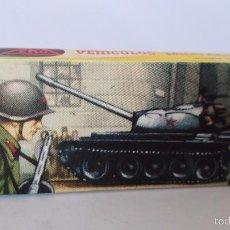 Modelos a escala: EKO TANQUE CARRO BLINDADO T 54 RUSIA. Lote 57077328