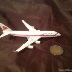 Modelos a escala: AVIÓN DE METAL THAI 777 F851. Lote 60211307