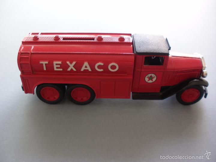 Modelos a escala: HUCHA METAL TEXACO, CAMION DIAMOND TANKER 1930, EDICION LIMITADA Y NUMERADA, MADE IN USA, NUEVO - Foto 2 - 59682423