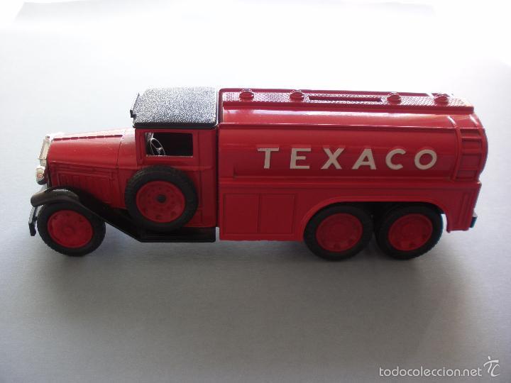 Modelos a escala: HUCHA METAL TEXACO, CAMION DIAMOND TANKER 1930, EDICION LIMITADA Y NUMERADA, MADE IN USA, NUEVO - Foto 3 - 59682423