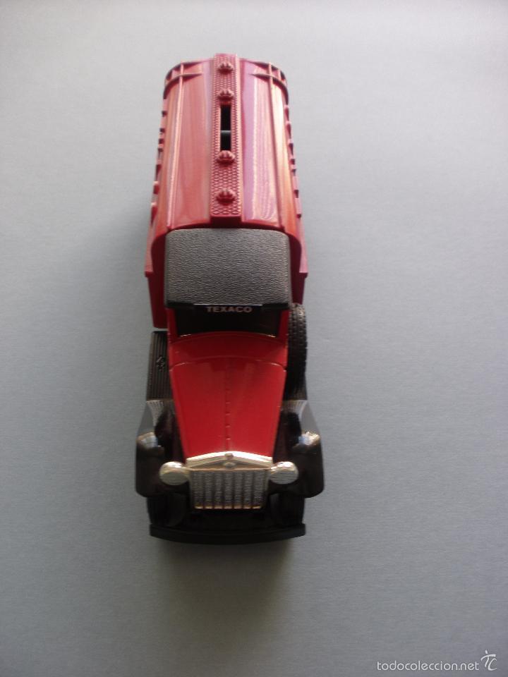 Modelos a escala: HUCHA METAL TEXACO, CAMION DIAMOND TANKER 1930, EDICION LIMITADA Y NUMERADA, MADE IN USA, NUEVO - Foto 4 - 59682423