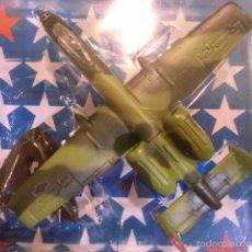 Modelos a escala: REPLICA AVION DE COMBATE- A-10A THUNDERBOLT II - NUEVO EN CAJA ORIGINAL. Lote 61278911