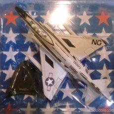 Modelos a escala: REPLICA AVION DE COMBATE- F-4J PHANTOM II - NUEVO EN CAJA ORIGINAL. Lote 61279259