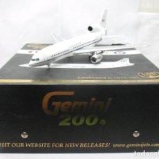 Modelos a escala: GEMINI 200 REF: G2RAF120 - AVIÓN ROYAL AIR FORCE LOCKHEED L-1011-500. Lote 150251800