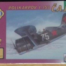 Modelos a escala: POLIKARPOV I-15 3 SUPERCHATO. Lote 74269131