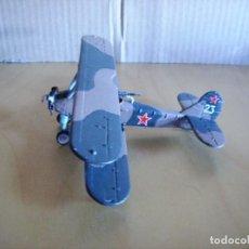 Modelos a escala: AVION BIPLANO ---- POLIKARPOV U-2/PO-2 --- 1/72. Lote 75487299