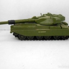 Modelos a escala: 1100 DINKY TOYS ORIGINAL TANQUE CHIEFTAIN TANK 150 MM MOBILE GUN MILITARY 2WW. Lote 76202911
