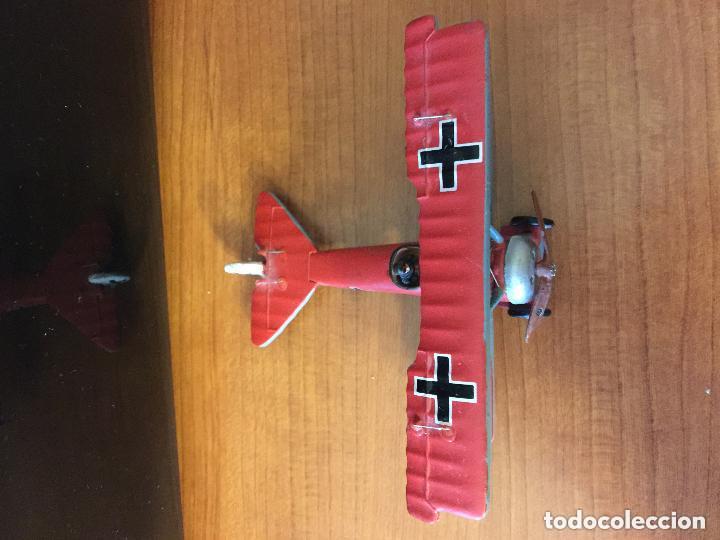 Modelos a escala: AVION DE GUERRA FABRICADO EN PLOMO. - Foto 2 - 76783263