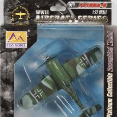 Modelos a escala: MAQUETA AVIÓN FOCKE WULF FW-190 A-8, REF. 36362, 1/72, EASY MODEL. Lote 76806943