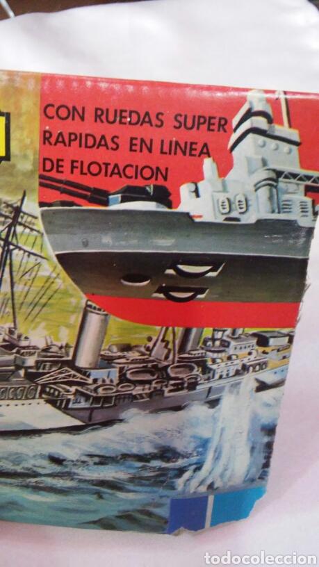 Modelos a escala: BARCO CORBETA (20 CM) CASCO METÁLICO.MIRA 70S.NUEVO EN CAJA. - Foto 6 - 80487575